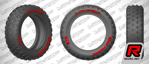 VP Pro 1/10th Mad Runner carpet tyres