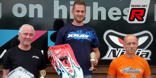 Ermen & Rausch take West German championships