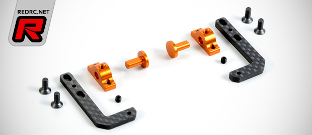 Xray T4 fully adjustable battery holder