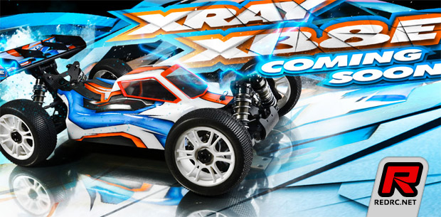 Xray XB8E 2015 spec coming soon