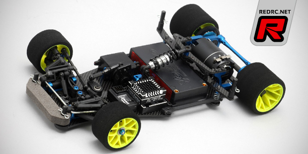 Yokomo R12 C3.1 1/12th pan car kit