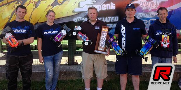 Stu Wood wins 2WD class at 2014 oOoos