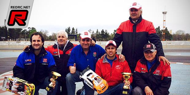 Juan Pablo Golobic wins Argentine 200mm champs