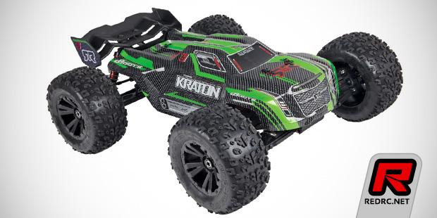 Arrma Kraton 6S BLX speed monster truck