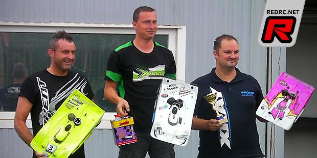 Gunther van Staey wins Belgian GP