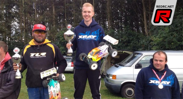 Mike Gosvig wins Danish 1/8th EP Nats Rd5
