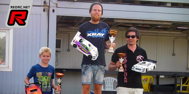Pedro Rombouts wins Dutch nitro on-road nats Rd5