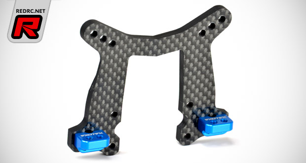 Exotek B5 carbon front towers