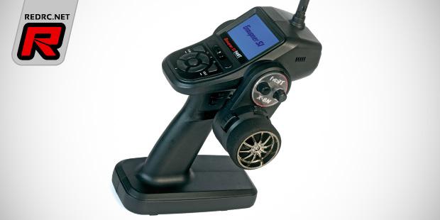Graupner X-8N HoTT 2.4GHz telemetry radio system
