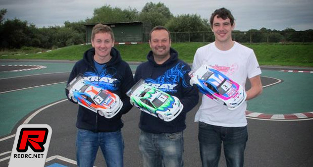 Mark Gilliland takes finale win to claim Irish title