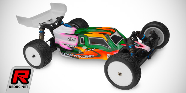 JConcepts B-Max2 MR Silencer bodyshell