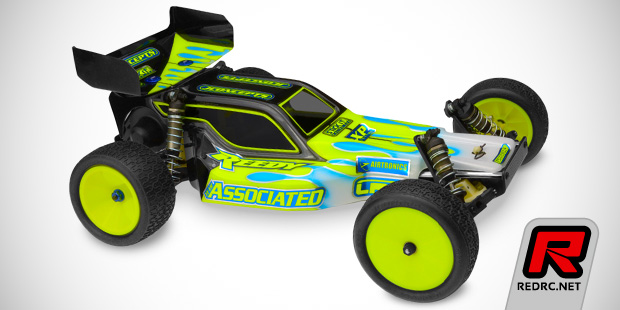 JConcepts RC10 Detonator Worlds bodyshell