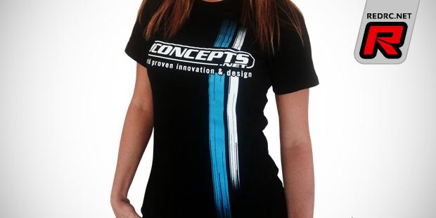 JConcepts racing stripes T-shirt