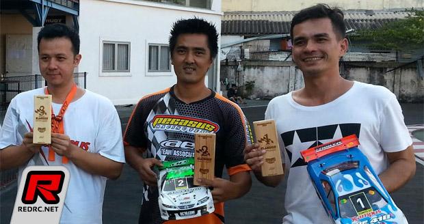 DKI Jakarta Region Championship Rd3 report