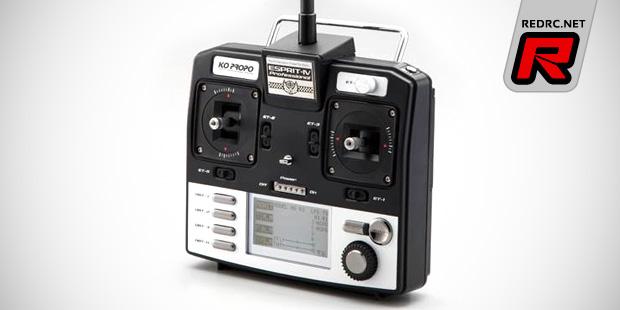 KO Propo Esprit IV stick radio system