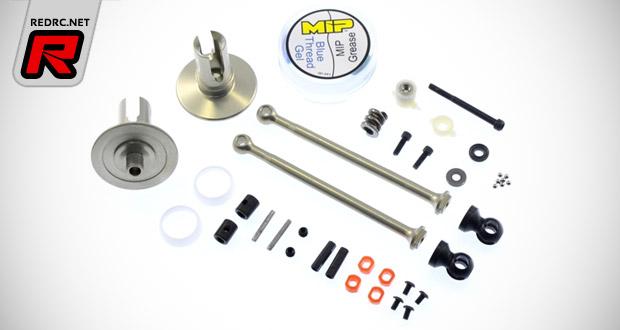 MIP Pucks Bi-Metal drive system for PRS1