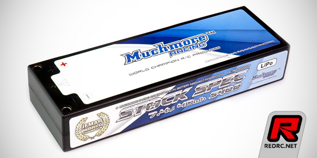 Muchmore 5400mAh Stock Spec LiPo battery