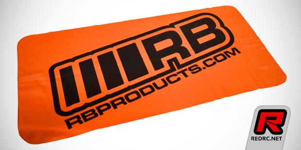 RB micro fibre pit towel