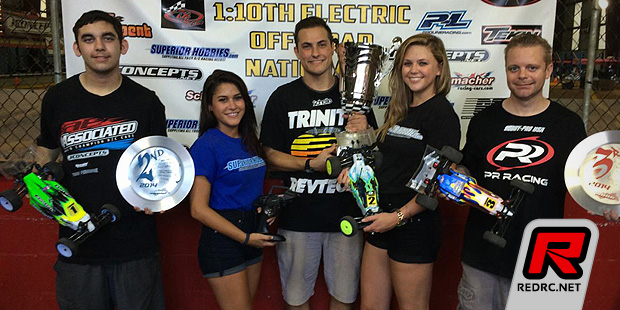 Team Associated grabs 17.5T titles at ROAR nationals
