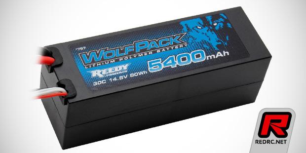 Reedy WolfPack Gen. 2 LiPo batteries