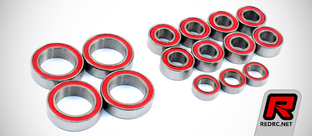 Roche BD7-2014 red seal ceramic bearing set