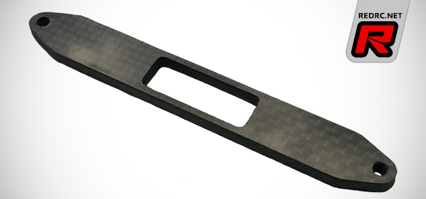 Rudebits ZX6 carbon fibre & brass option parts