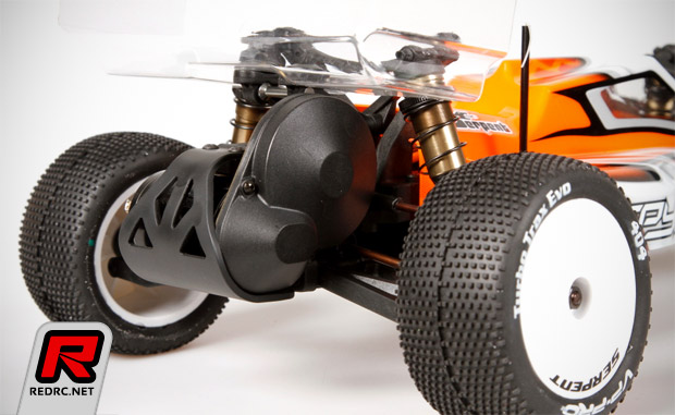 Serpent Spyder RTR 2wd RM buggy