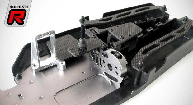 Serpent Cobra S811 carbon radio tray conversion
