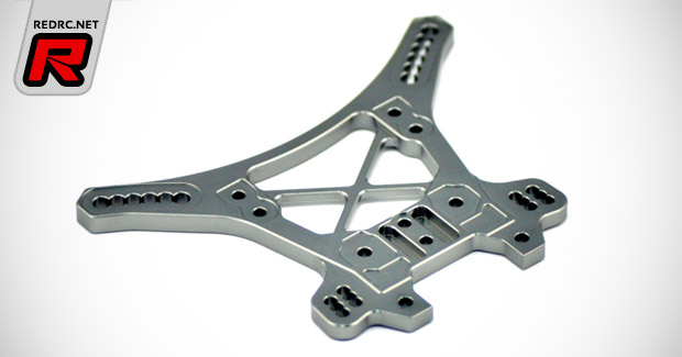 Serpent Cobra E-Truggy chassis plate & shock tower