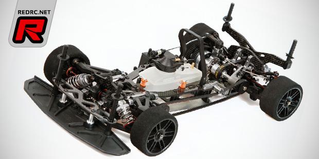 Serpent Natrix 748 200mm nitro on-road kit