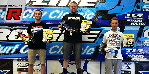 Ryan Maifield sweeps 2014 Surf City Classic