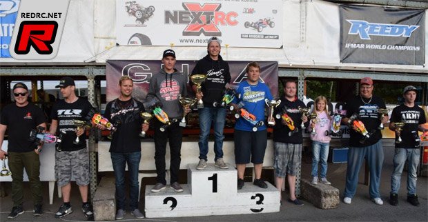 Levin & Ronnefalk win titles at Swedish EP Offroad Nats