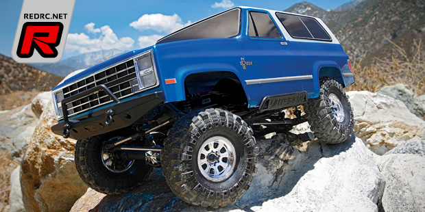 Vaterra Chevrolet K-5 Ascender 4WD off-road kit