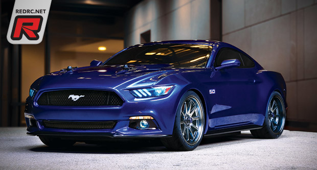 Vaterra 2015 Ford Mustang coupe