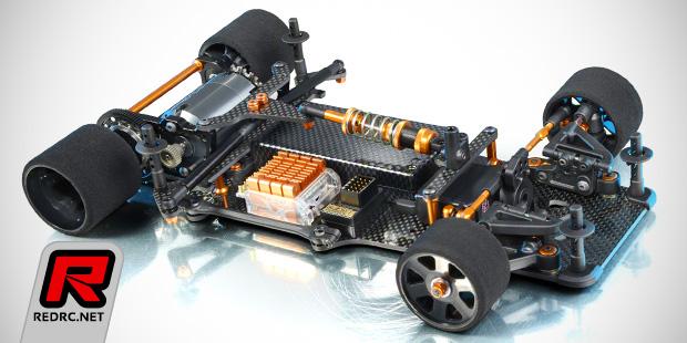 Xray X12'15 1/12th scale kit