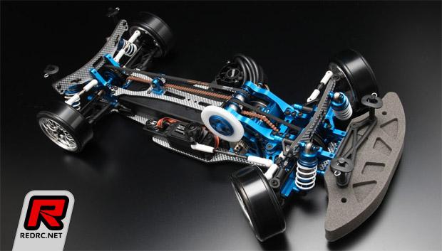 Red Rc Rc Car News Yokomo Drift Package Dib Ver 2 Premium Kit