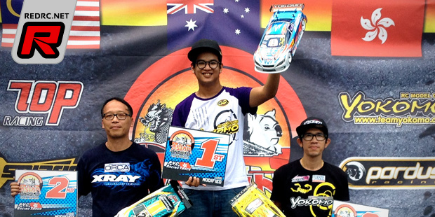 Asian On Road Championships Rd4 – Report