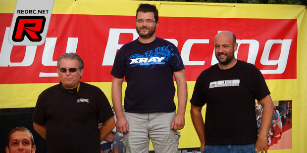 Codazzi & Bassi win at AS Hobby Racing GP