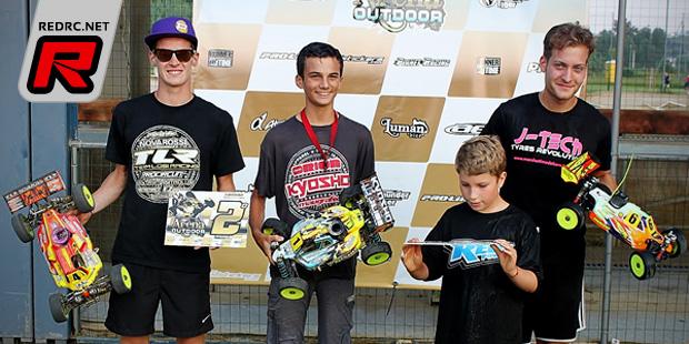 2014 Arena Outdoor race – Report