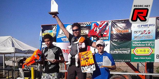 Francisco Rinaldi wins Argentine 1/8th on-road champs