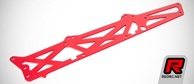 Arrma 1/10th 2WD aluminium option parts