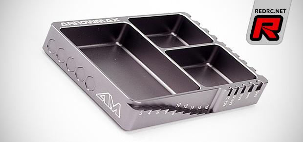 Arrowmax aluminium multi case