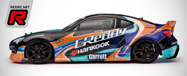 Team Associated Apex Scion Racing FR-S Drift
