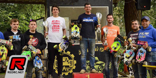 Martin Wollanka wins Austrian national championship