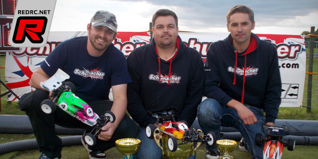 BRCA F2 national off-road championships – Report
