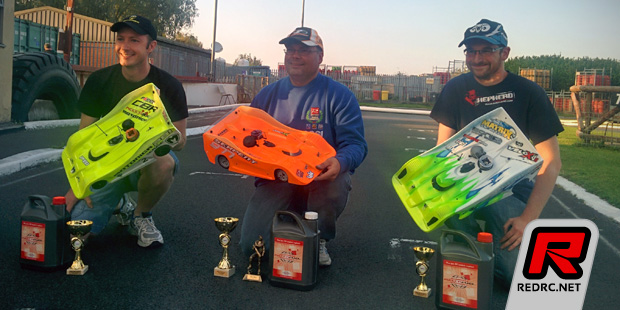 BRCA 1/8 Circuit National Championship Rd7 – Report