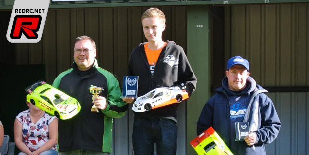 Kerry & Beal win at BRCA Rd6 in Halifax
