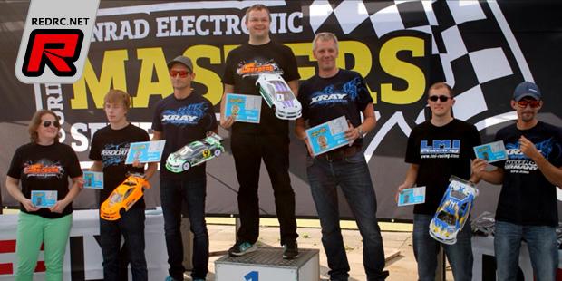 Ehrbar & Benson win at Conrad TC Masters Rd3