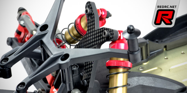 Exotek 22 2.0 & SC6 carbon front shock towers