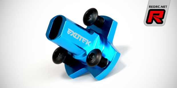 New Exotek TRF201 & XB4 aluminium option parts